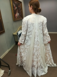 ViolettaLorettaPinkRobe[withBlackCorset]BackView